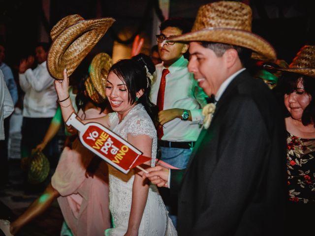 La boda de Diego y Diana en Tepotzotlán, Estado México 99