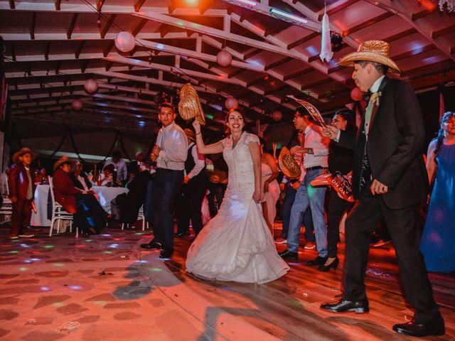 La boda de Diego y Diana en Tepotzotlán, Estado México 100