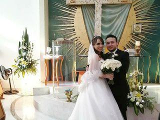 La boda de Denisse y Juan