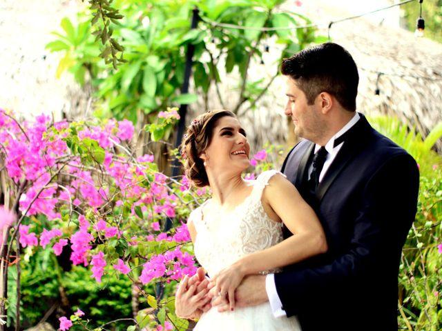 La boda de Lligany y Gerardo