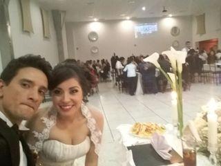 La boda de Lucy  y Luis