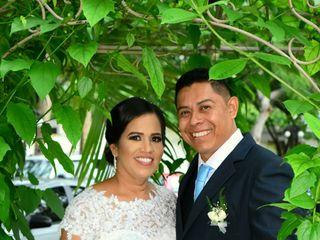 La boda de Paulina y Roberto
