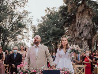 La boda de Jiro y Roslyn