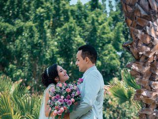 La boda de Dayana y Rafael 2