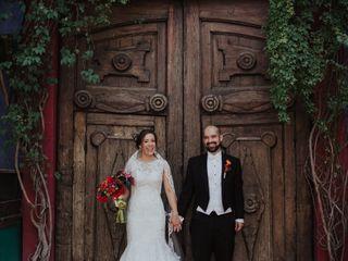 La boda de Wendy y Rogelio