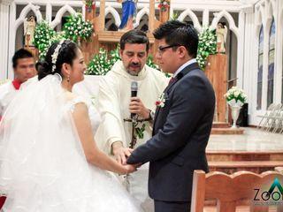 La boda de Rocío y Adrián 1