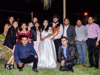 La boda de José Antonio  y María Guadalupe  1