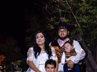 La boda de José Antonio  y María Guadalupe  2