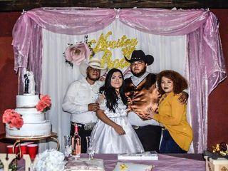 La boda de José Antonio  y María Guadalupe  3