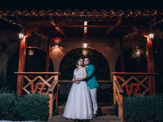 La boda de Bárbara y Olmo