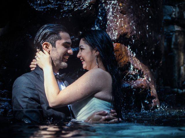 La boda de Verónica y Edgar