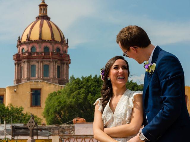 La boda de Marce y Henrik