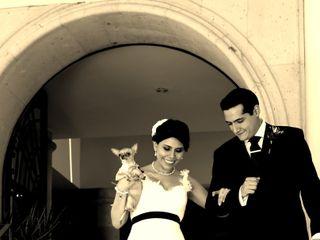 La boda de Alfredo y Alinne