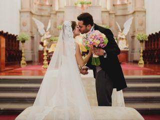 La boda de Brenda y Hugo 3