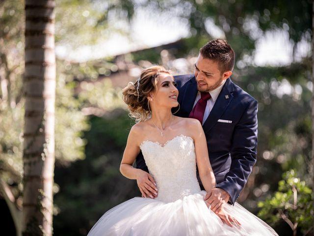 La boda de Rosa y Hector