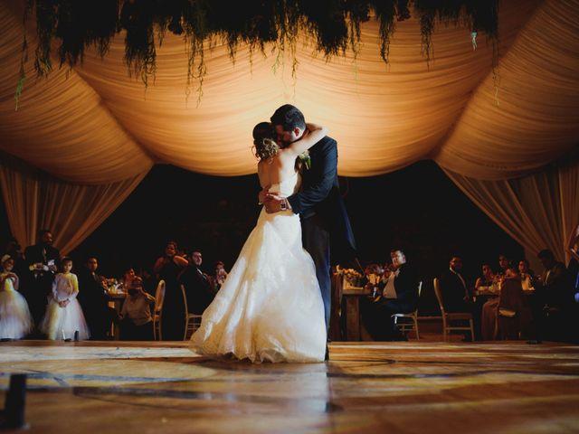 La boda de Brenda y Hugo