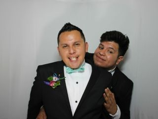 La boda de Gilberto y Antonio