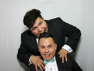 La boda de Gilberto y Antonio 2