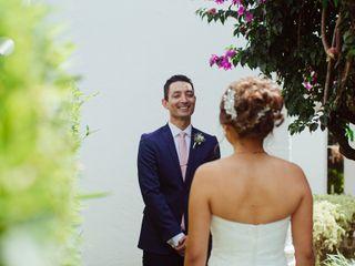 La boda de Liz y Efren 3