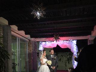 La boda de Luis Fernando Santillán Jaramillo  y Taide Gabriela González Lara 1