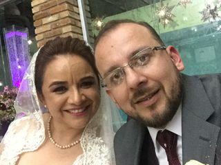 La boda de Luis Fernando Santillán Jaramillo  y Taide Gabriela González Lara 2