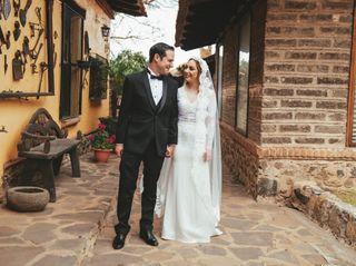 La boda de Edith y Rafa