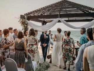 La boda de Myrna  y Carlos  1