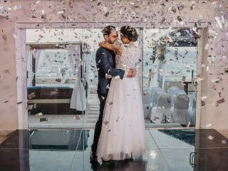 La boda de Myrna  y Carlos