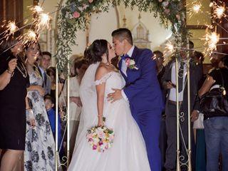 La boda de Jeovanny y Karen