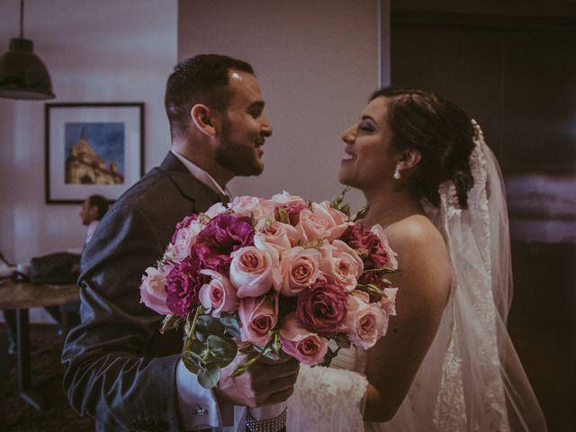 La boda de Maricela y Alonso