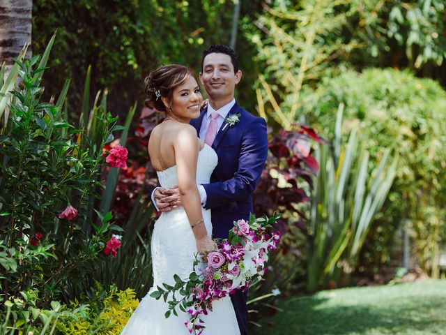 La boda de Liz y Efren