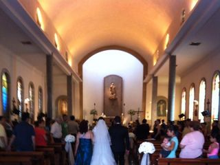 La boda de Alfonso  y Reyna  1
