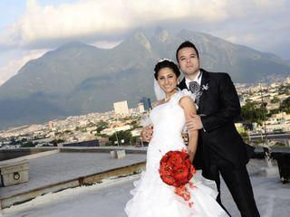 La boda de Alfonso  y Reyna