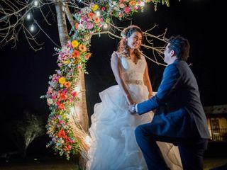La boda de Claudia y Adolfo