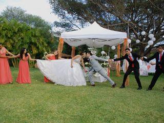 La boda de Bianca  y Ramón