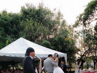 La boda de Bianca  y Ramón 2