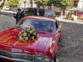 La boda de Bianca  y Ramón 3