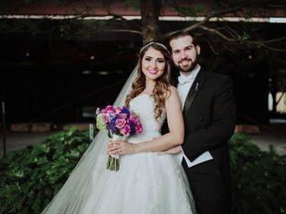 La boda de Karen y Erick