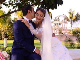 La boda de Ivette y Ramsés 1