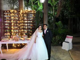 La boda de Alejandra  y Leonardo 1