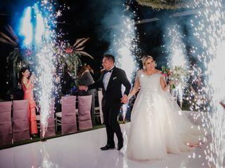 La boda de Maritere y Jorge