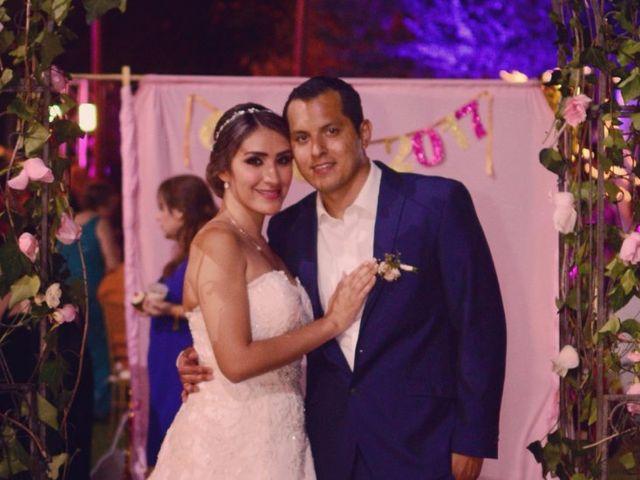 La boda de Ivette y Ramsés