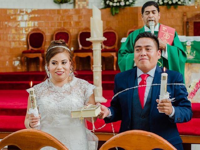 La boda de Marlizeth y Antonio