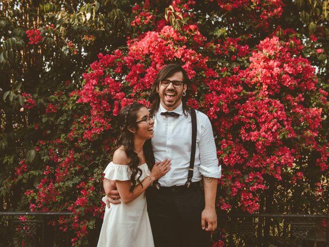 La boda de Sofi y Luis