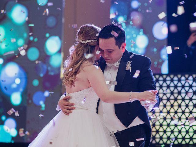 La boda de Priscila y Leonel