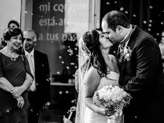 La boda de Berenice Jasso y Juan Yañez 2