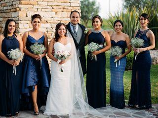 La boda de Berenice Jasso y Juan Yañez 3