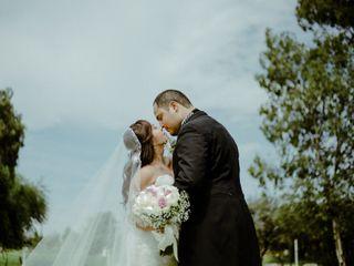 La boda de Berenice Jasso y Juan Yañez