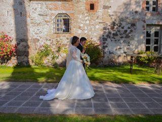 La boda de Lizeth y Joaquín 1