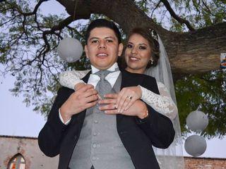 La boda de Lizeth y Joaquín